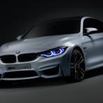 【海外記事翻訳】BMWが提案する新しい照明技術~M4 Concept Iconic Lights~