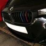 BMW 3シリーズ F30系 ブラックキドニーグリル写真集