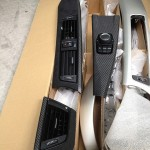 ダッシュボード、エアコン回りのパネル交換手順
