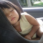 子供を車に乗せるときに抑えるべき5つのポイント
