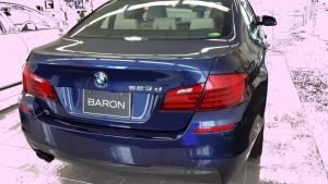 BMW 523d exterior 01rev