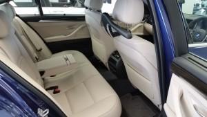 BMW 523d interior 04