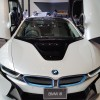 BMW i8の実車を初めて見た