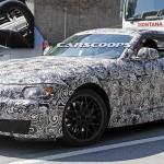 トヨタスープラのスパイショット流出。BMWとの意外な関係…