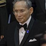 タイ プミポン国王が死去・・・