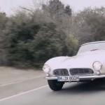 【動画】美しいクラシックカーBMW 507