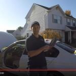 【DIY動画】ルーフトップのシャークアンテナ取り外し方法
