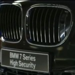BMW 7series High Security 世界のVIPを守る車